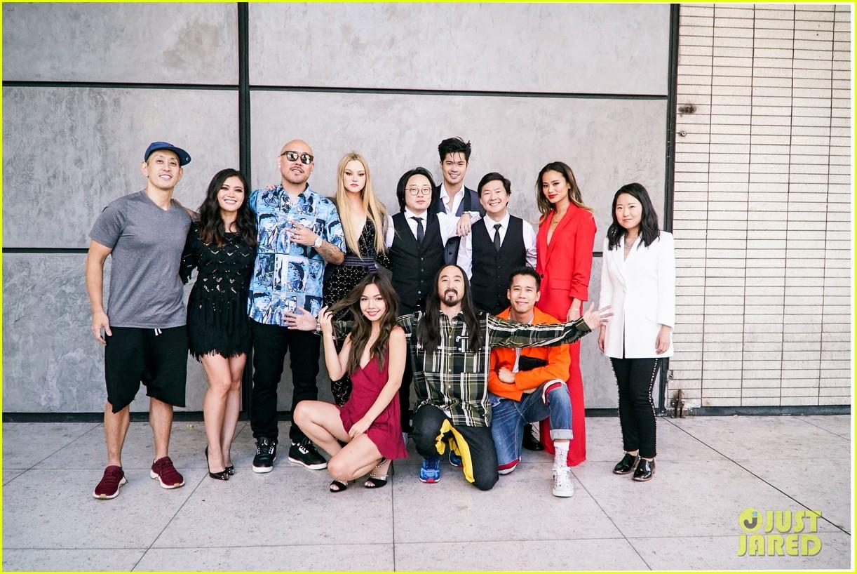 Steve Aoki & BTS Debut 'Waste It On Me' Video, Starring Star