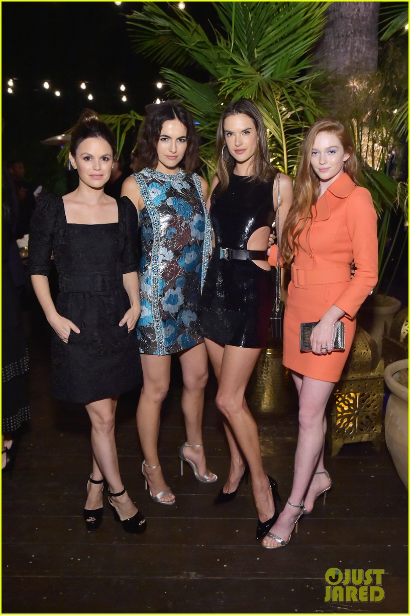 caitriona balfe sofia vergara more celebrate kate hudson at michael kors dinner 034177674