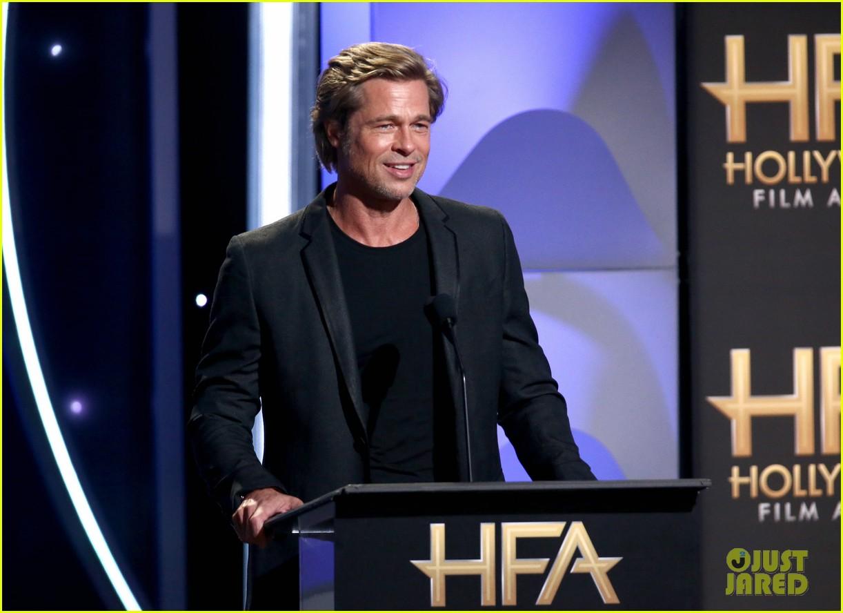 brad pitt hollywood film awards 2018 014175674