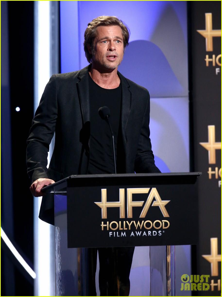 brad pitt hollywood film awards 2018 024175675