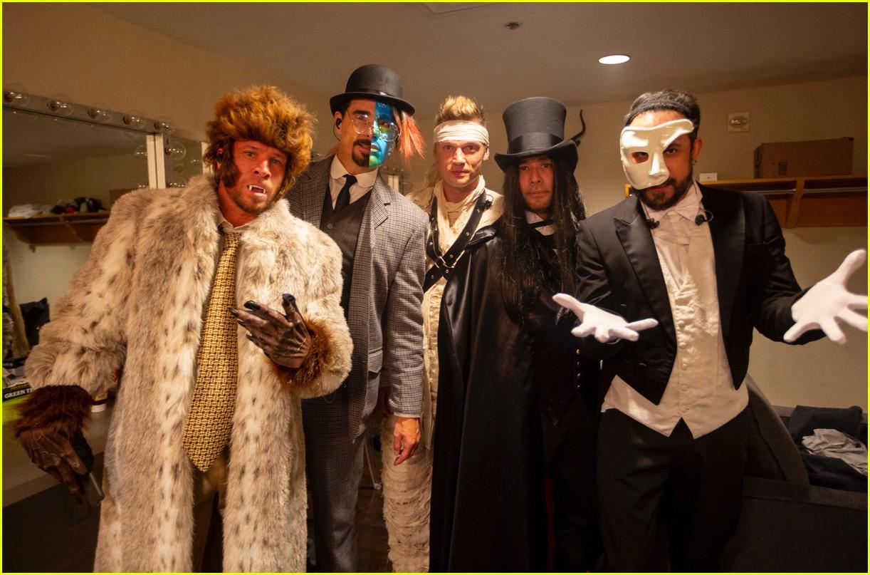 backstreet boys halloween 2018 024174389