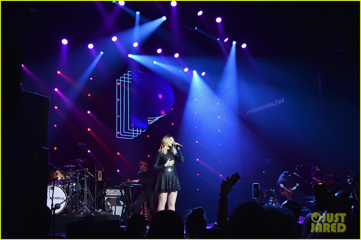 cardi b julia michaels hit the stage at pandora presents beyond concert 02