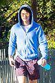 darren criss goes jogging 04