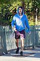darren criss goes jogging 08