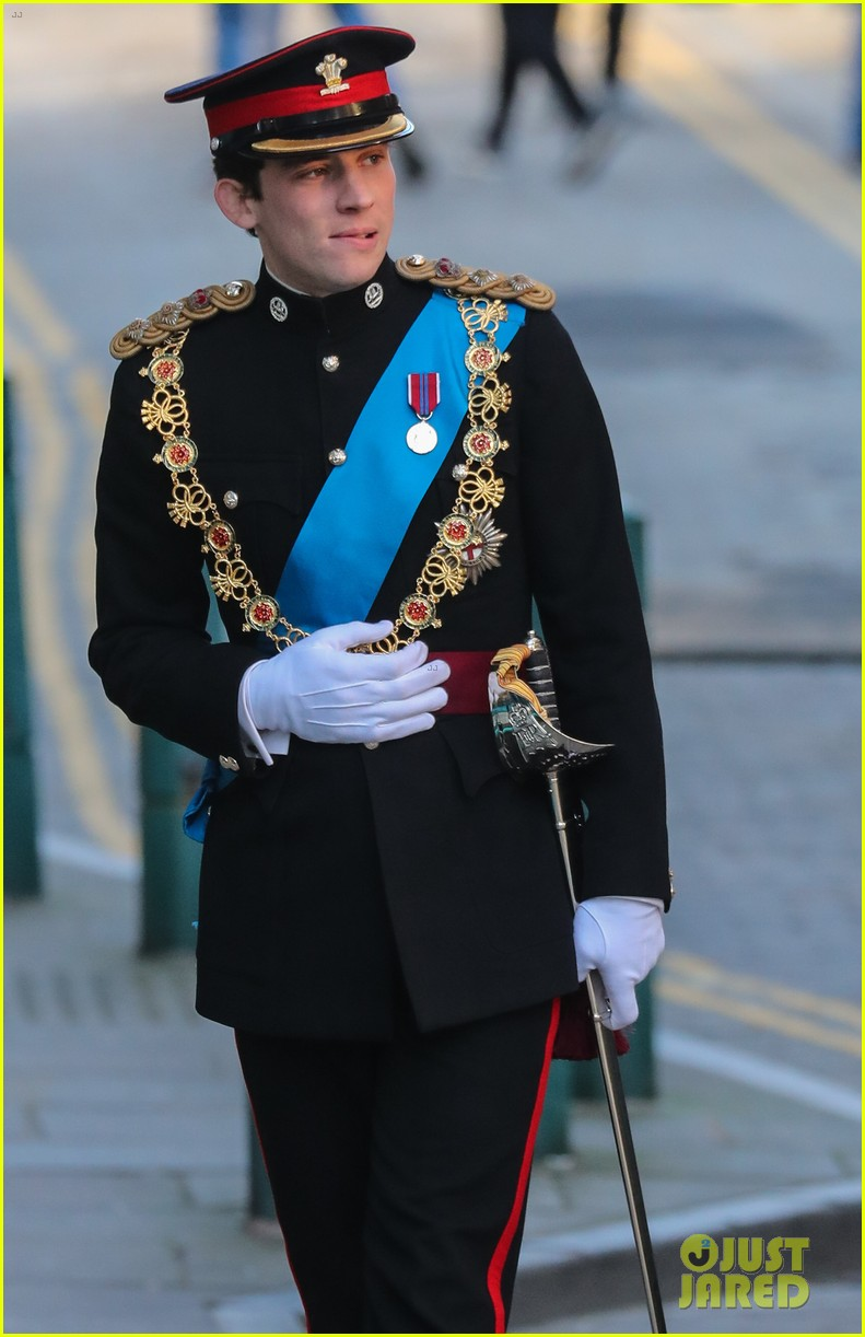 the crown prince charles investiture ceremony 024184297