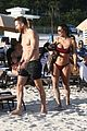 daid guetta girlfriend jessica ledon show pda beach 69