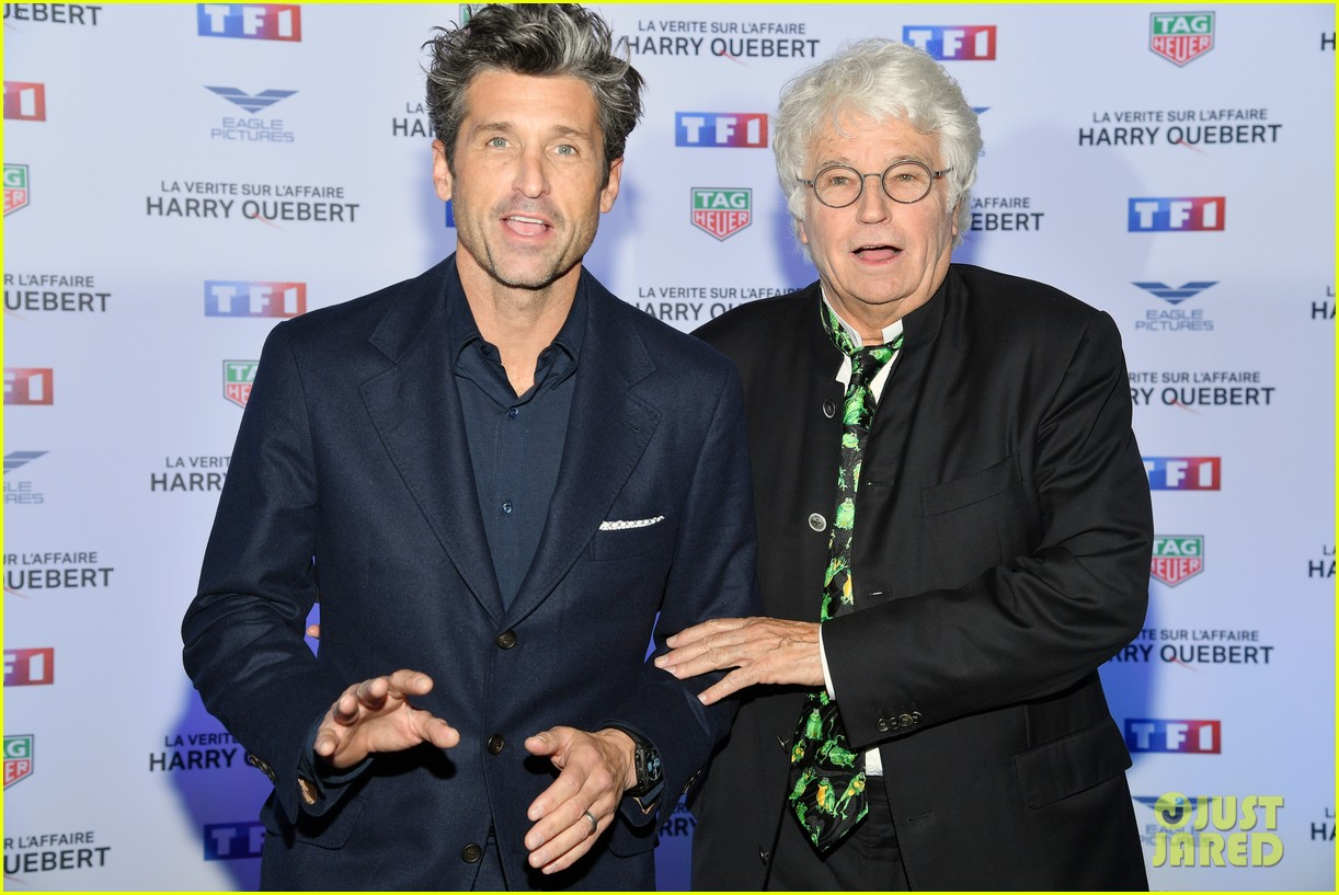 Patrick Dempsey Brings The Truth About The Harry Quebert Affair To