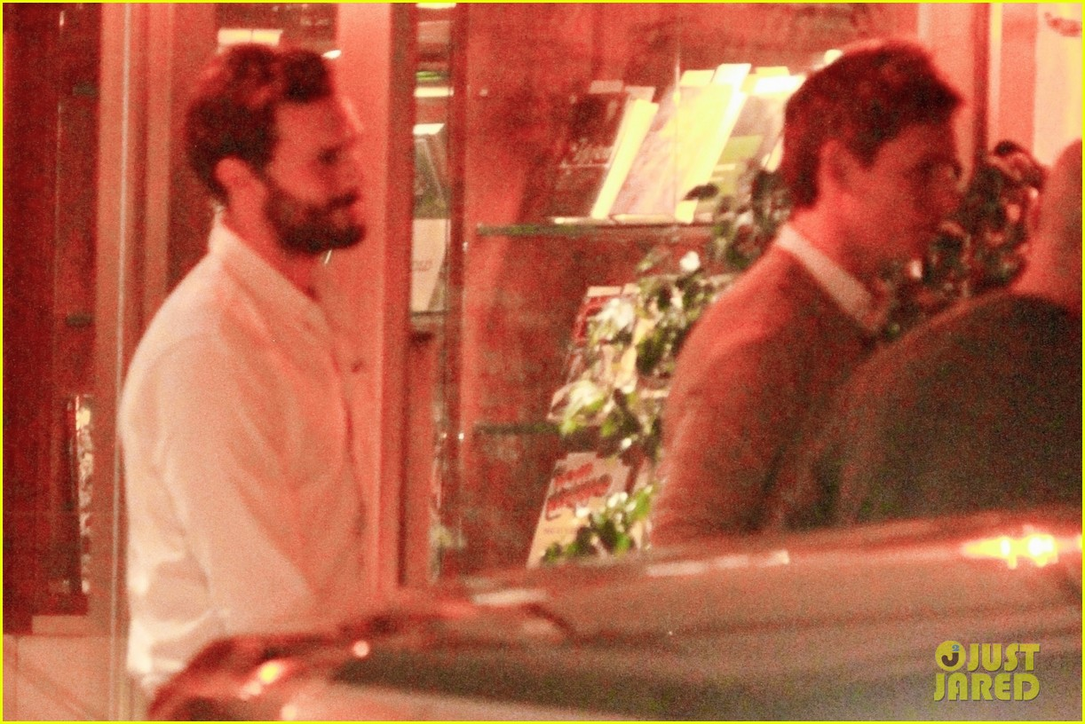jamie dornan eddie redmayne catch up los angeles 024175191