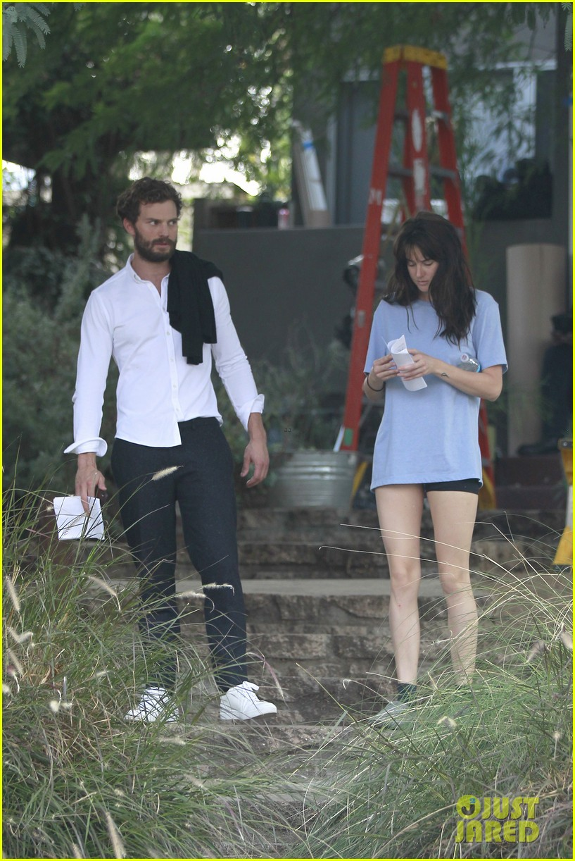 jamie dornan shailene woodley film new movie 054174742