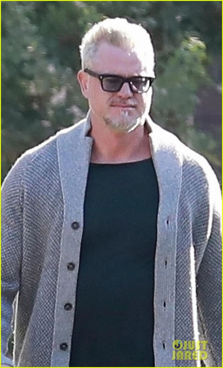 Eric Dane Gets in a Morning Workout in Beverly Hills ...