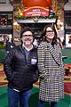 tina fey supports mean girls cast at macys thanksgiving day parade rehearsal 02