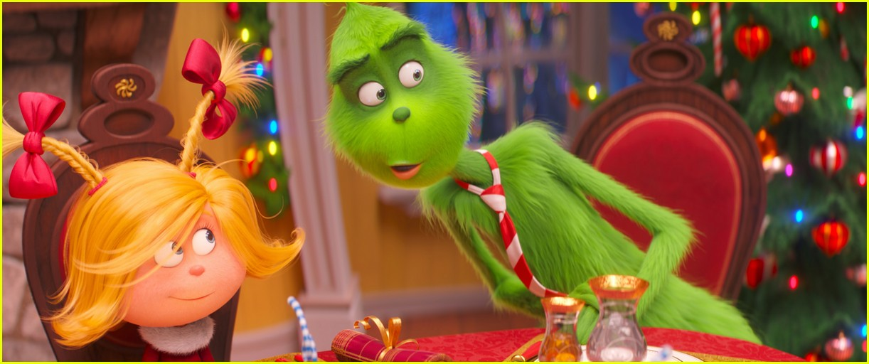 the grinch box office124179840