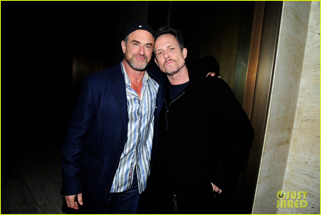 carla gugino miles mcmillan christopher meloni more support roma nyc 024189003