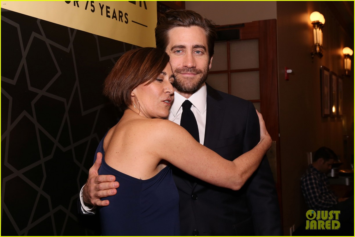 jake gyllenhaal sutton foster more step out for nyc centers a chorus line gala 104182836
