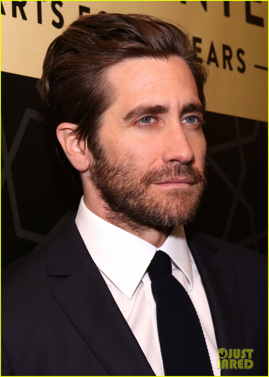 jake gyllenhaal sutton foster more step out for nyc centers a chorus line gala 134182839