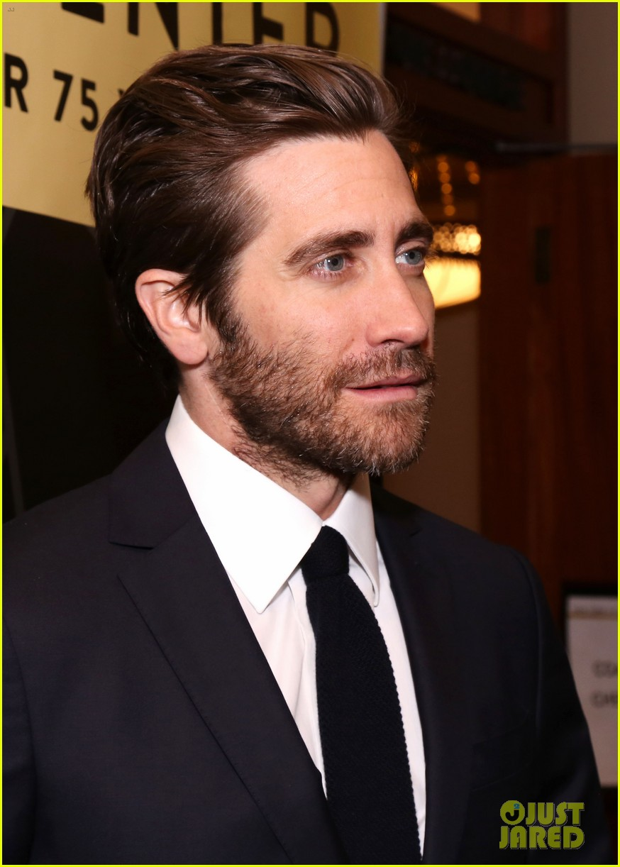 jake gyllenhaal sutton foster more step out for nyc centers a chorus line gala 144182840