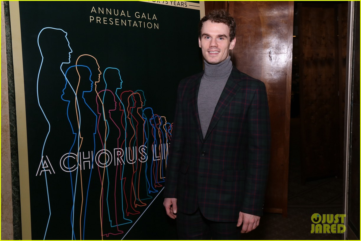jake gyllenhaal sutton foster more step out for nyc centers a chorus line gala 344182860