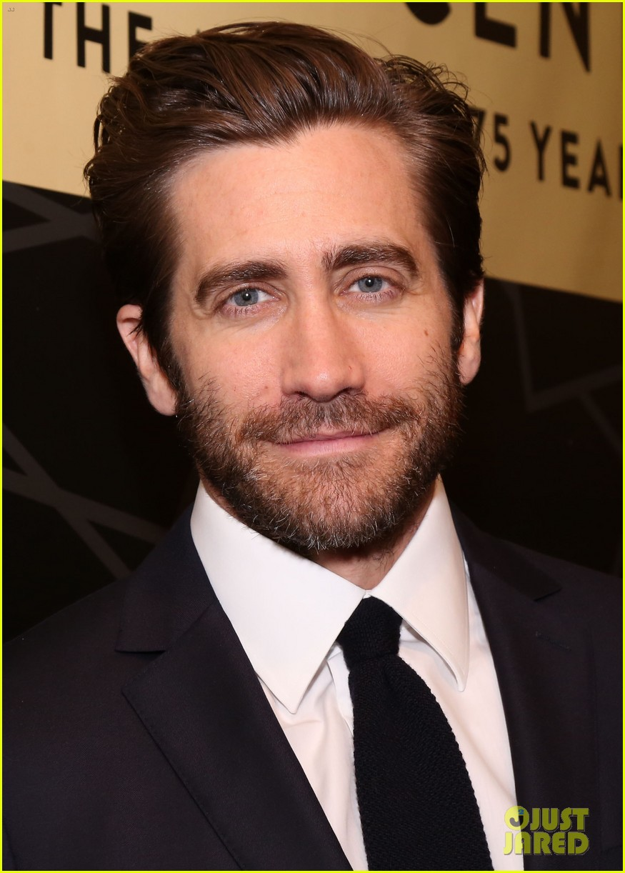 jake gyllenhaal sutton foster more step out for nyc centers a chorus line gala 374182863
