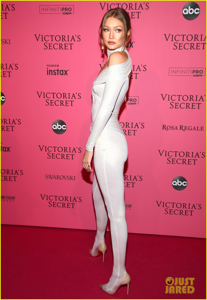 gigi hadid victorias secret fashion show after party 034178723