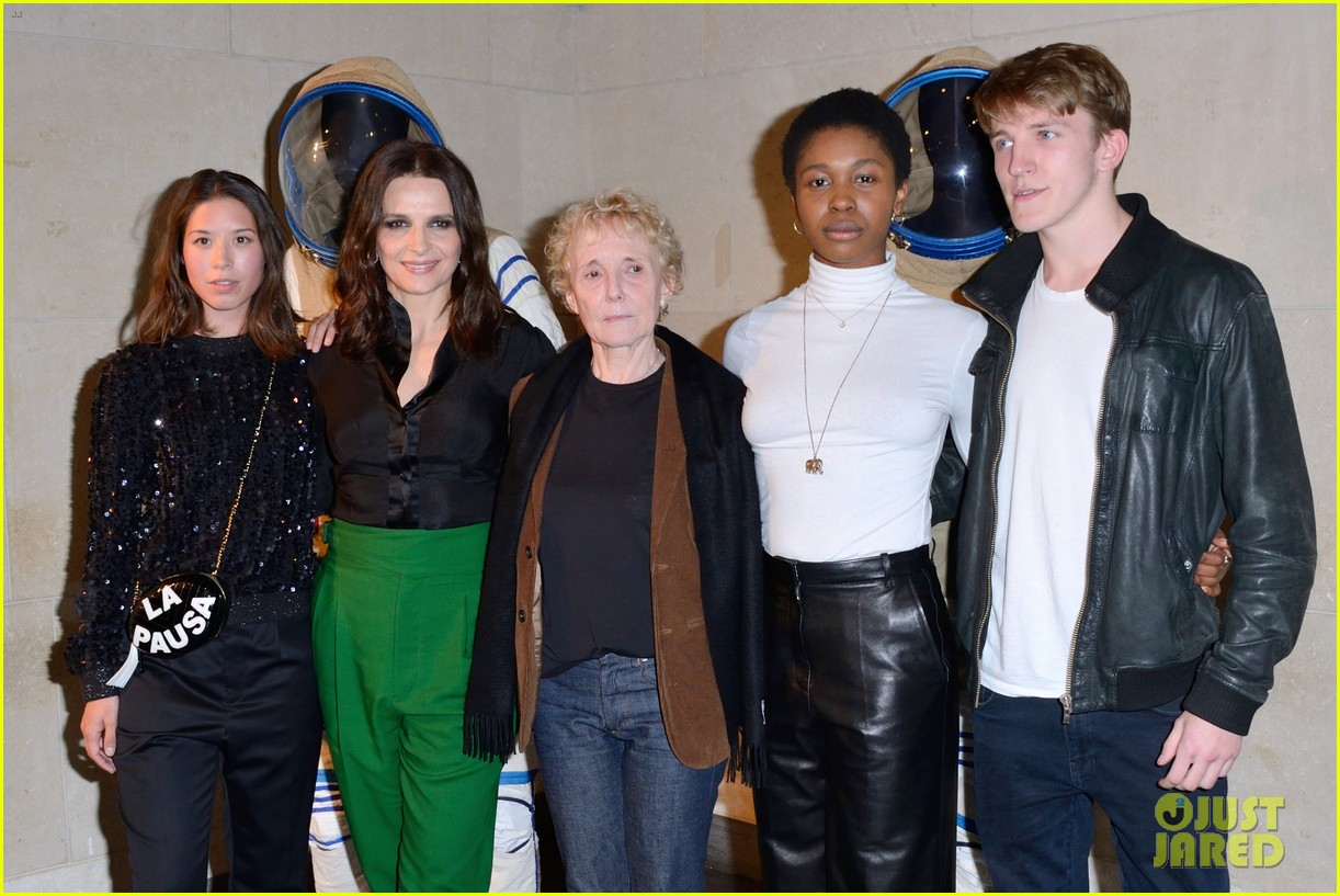 ethan hawke supports juliette binoche at high life paris premiere 114176822