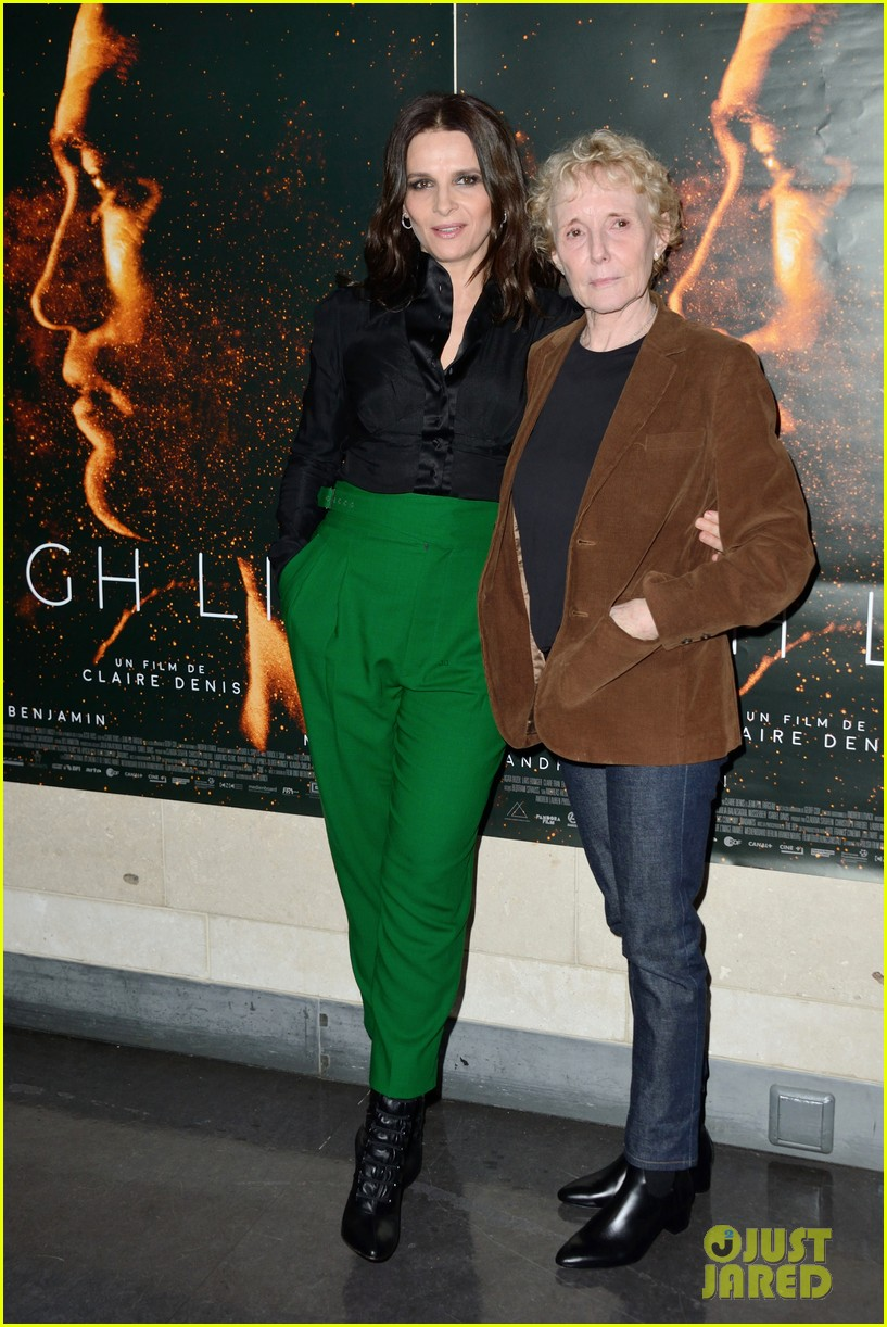 ethan hawke supports juliette binoche at high life paris premiere 174176828