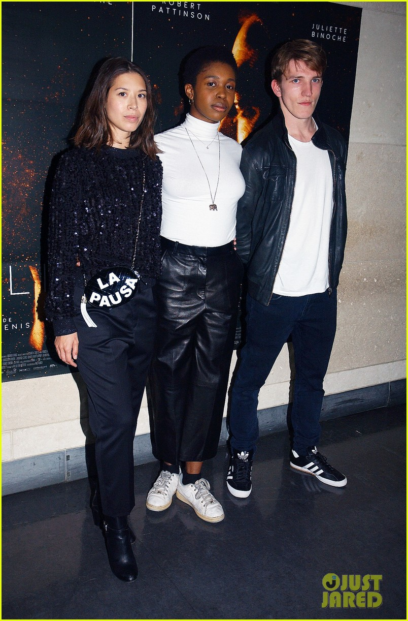 ethan hawke supports juliette binoche at high life paris premiere 214176832