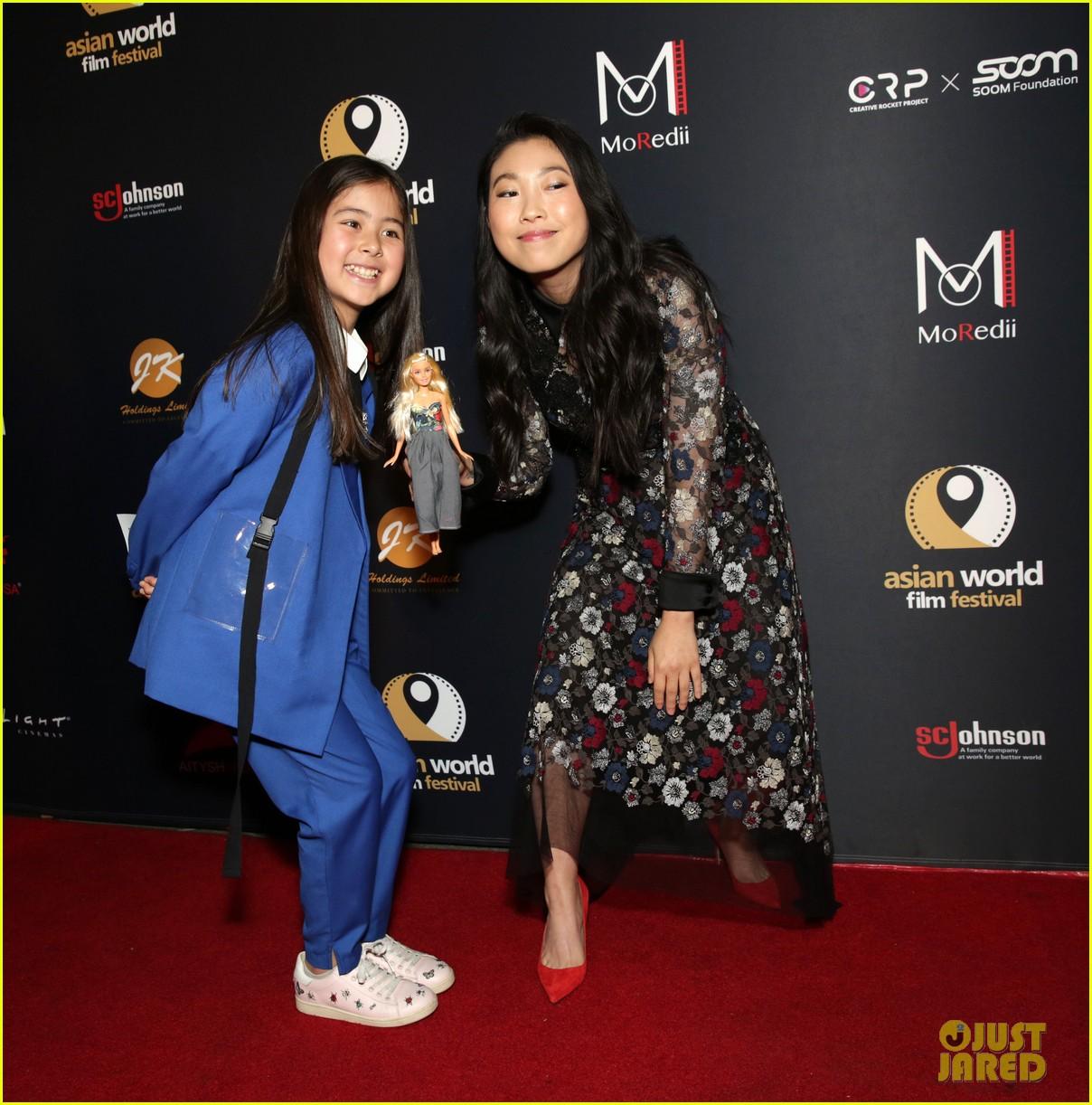 emile hirsch awkwafina and mina ga wen team up for asian world film festival closing night 08