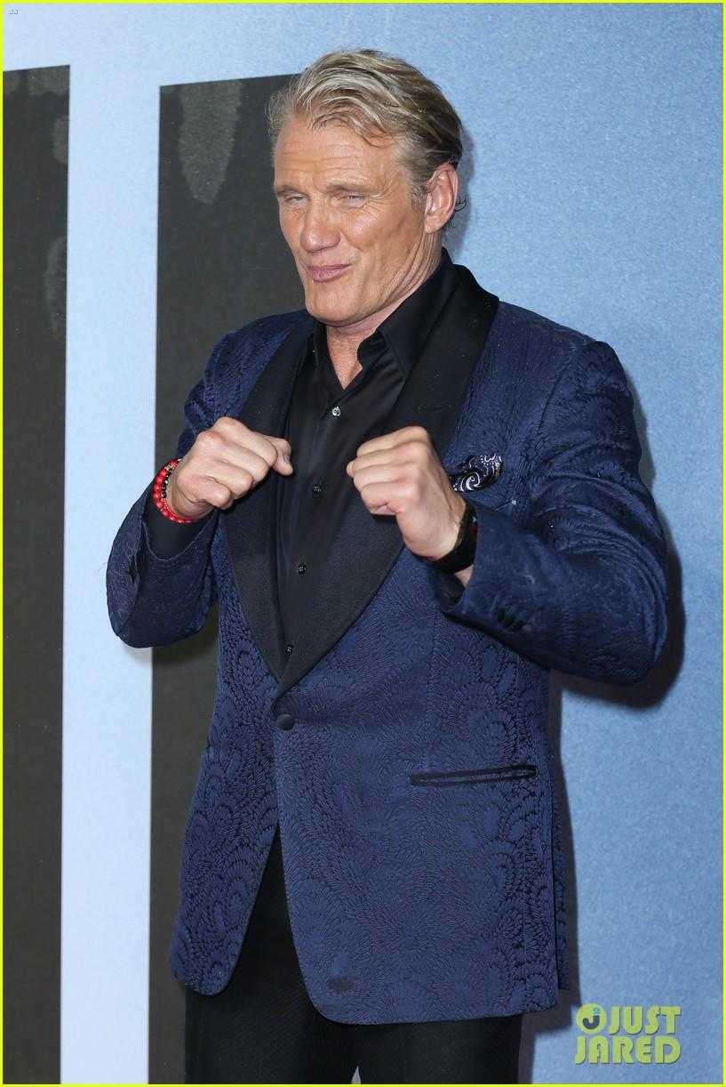michael b jordan tessa thompson hit red carpet for european premiere of creed ii 044189131