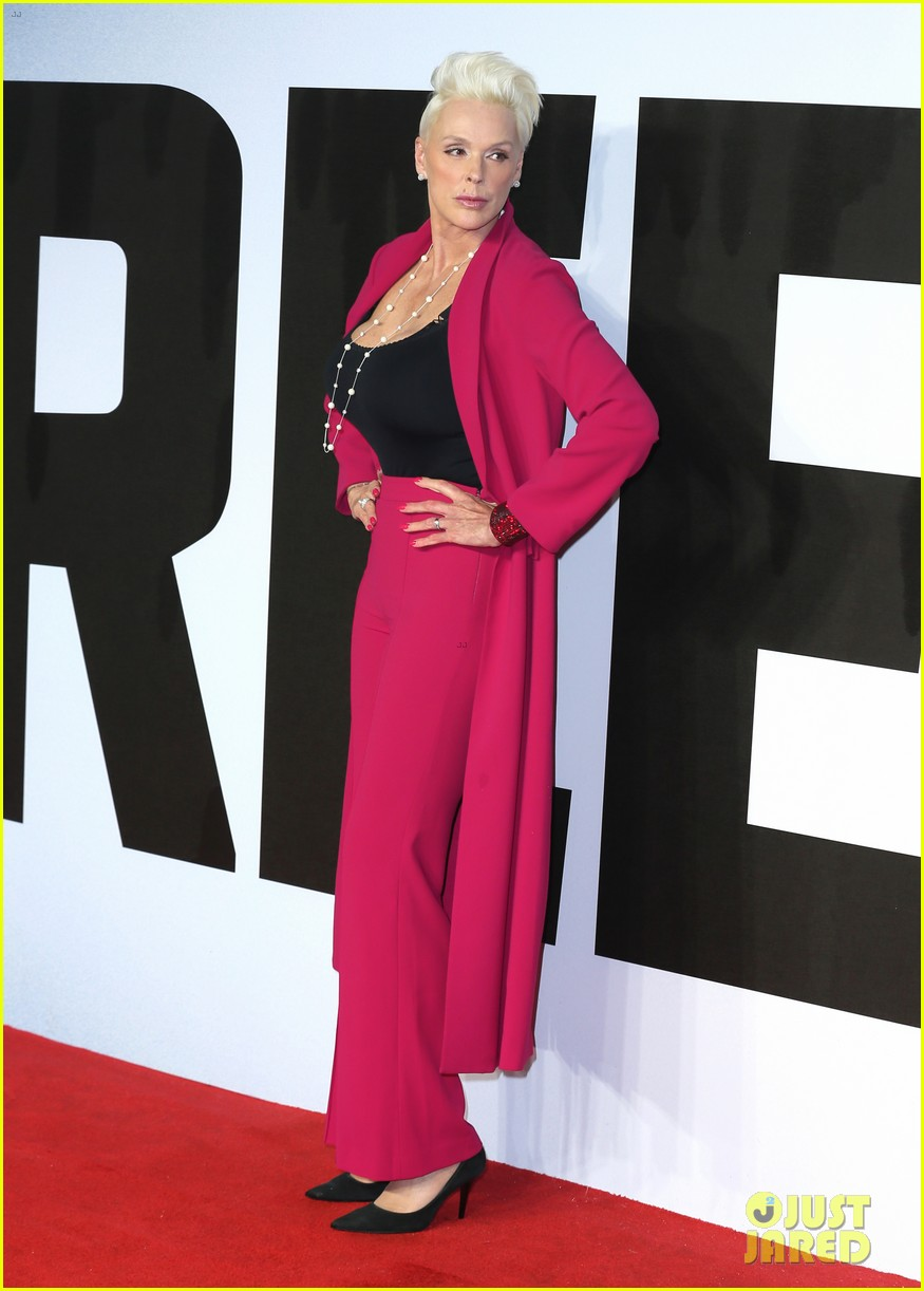 michael b jordan tessa thompson hit red carpet for european premiere of creed ii 084189135