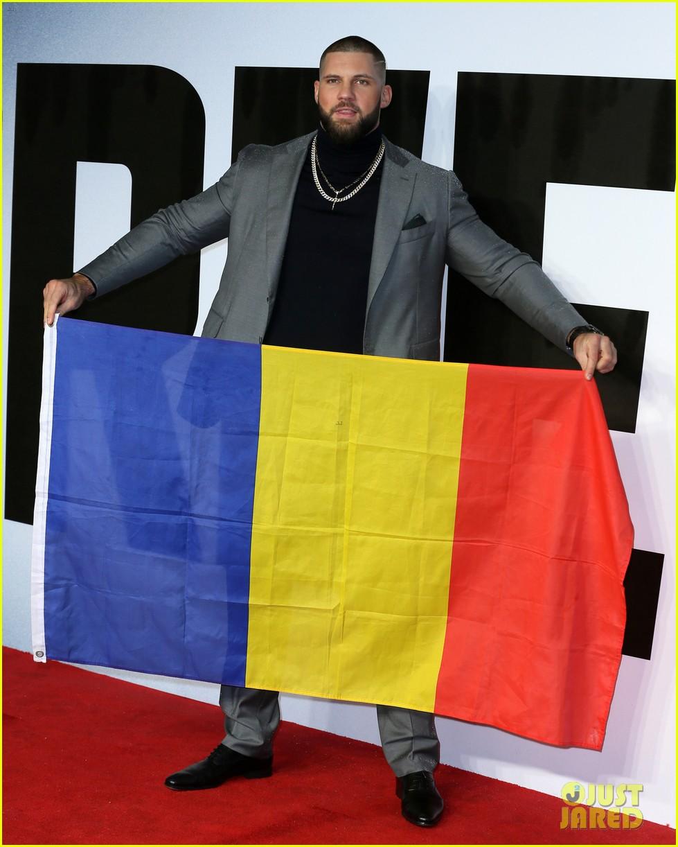 michael b jordan tessa thompson hit red carpet for european premiere of creed ii 114189138