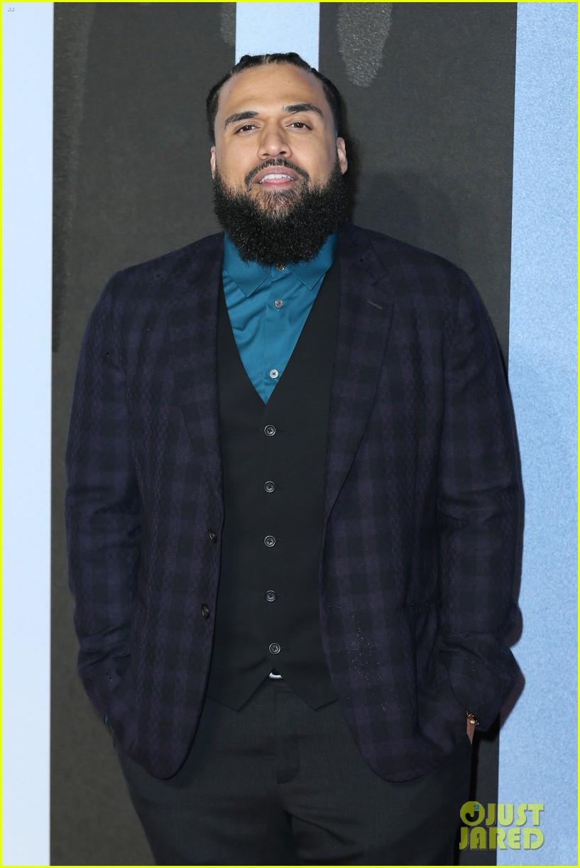 michael b jordan tessa thompson hit red carpet for european premiere of creed ii 354189162
