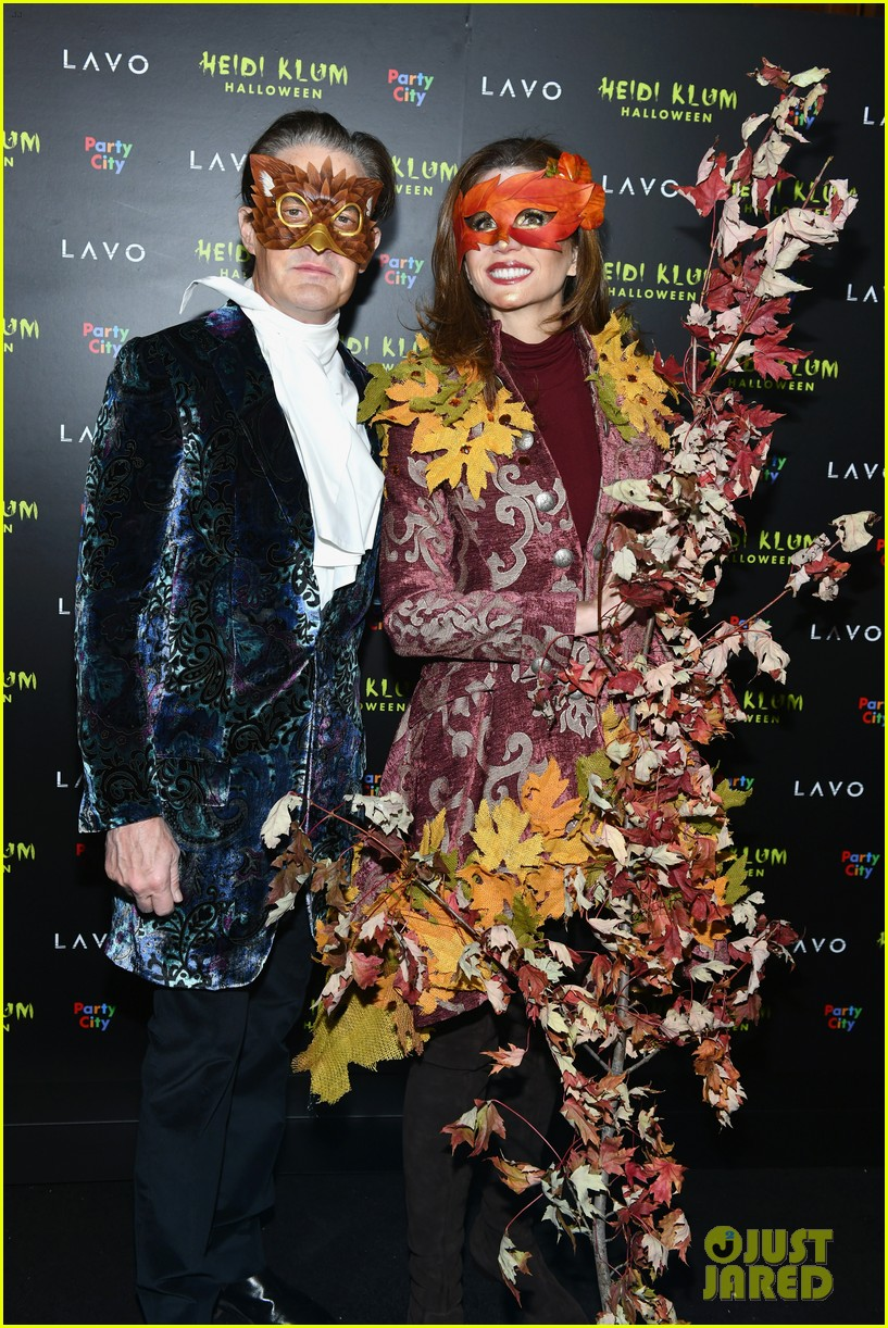 lupita nyongo harry connick jr kat graham heidi klum halloween party 104173964
