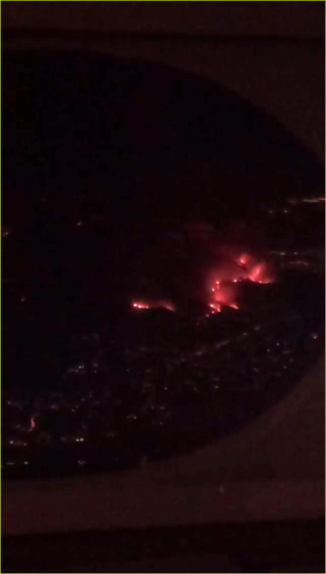 kim kardashian forced to evacuate home due to wildfires in calabasas 014178689