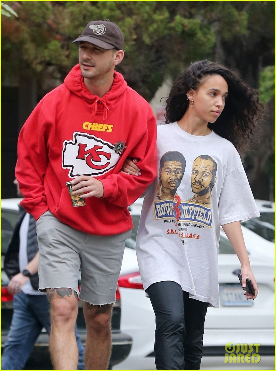 shia labeouf fka twigs low key morning 044178061