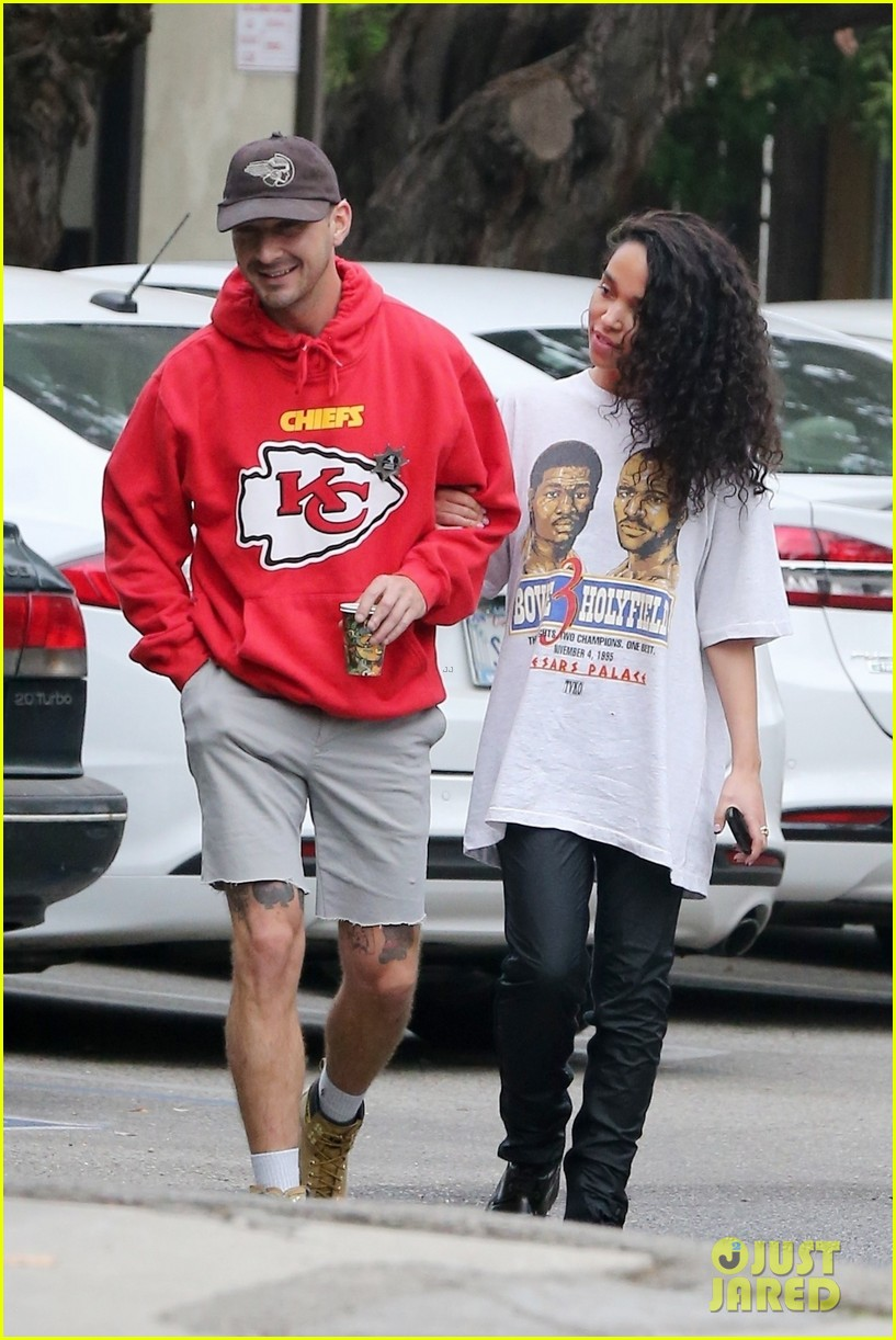 shia labeouf fka twigs low key morning 054178062