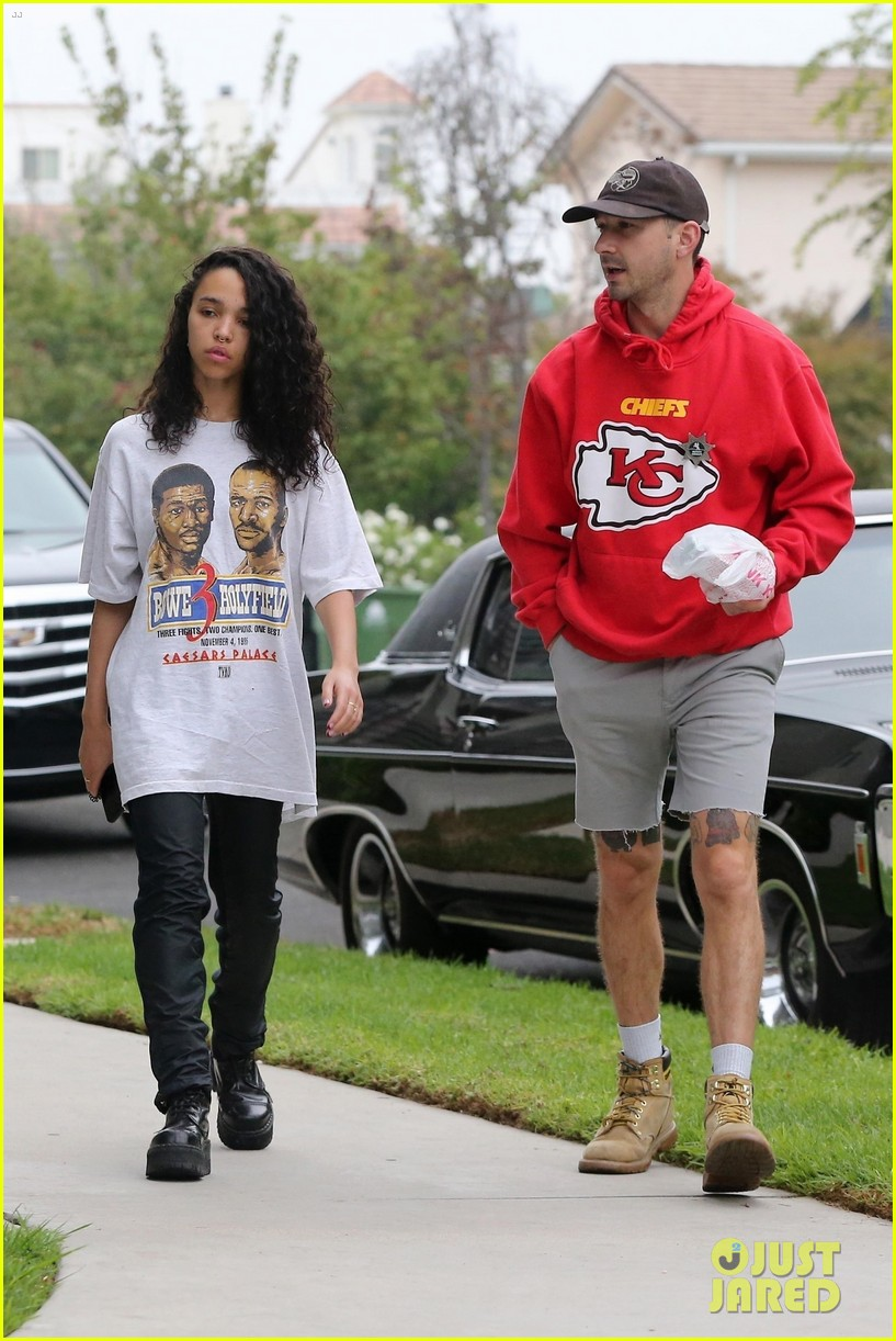 shia labeouf fka twigs low key morning 104178067