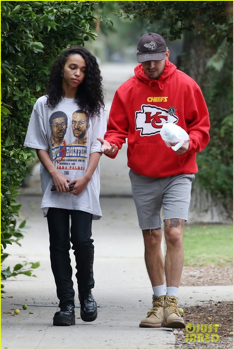 shia labeouf fka twigs low key morning 144178071