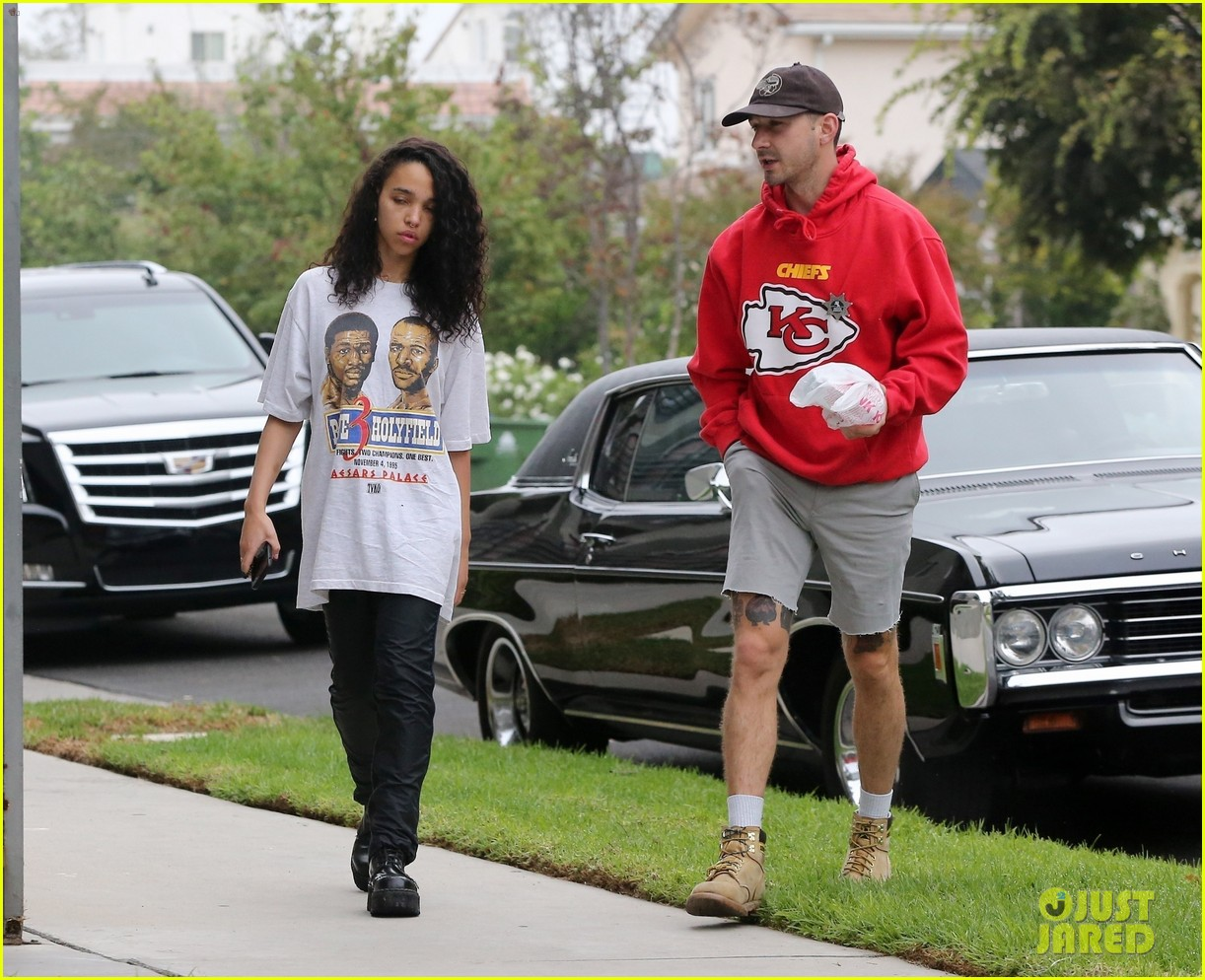 shia labeouf fka twigs low key morning 154178072