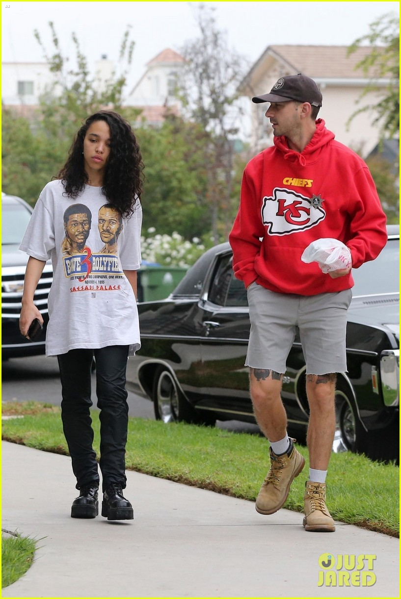 shia labeouf fka twigs low key morning 164178073