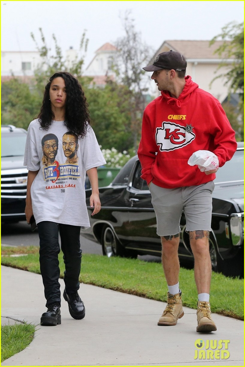 shia labeouf fka twigs low key morning 184178075