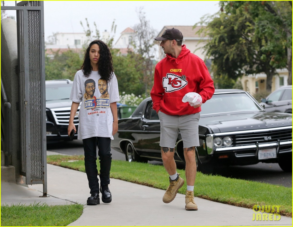 shia labeouf fka twigs low key morning 194178076