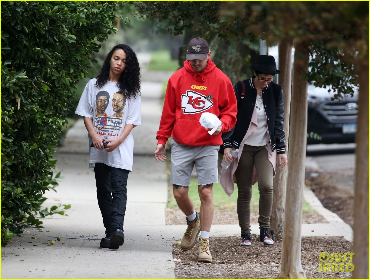 shia labeouf fka twigs low key morning 214178078