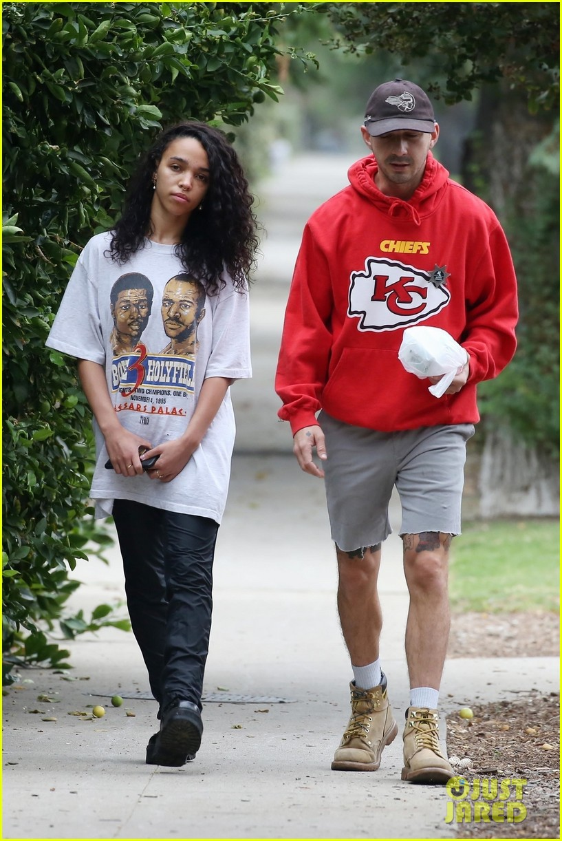 shia labeouf fka twigs low key morning 234178080