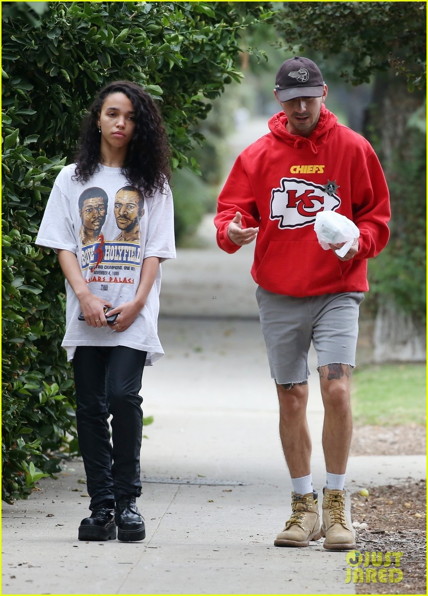 shia labeouf fka twigs low key morning 244178081