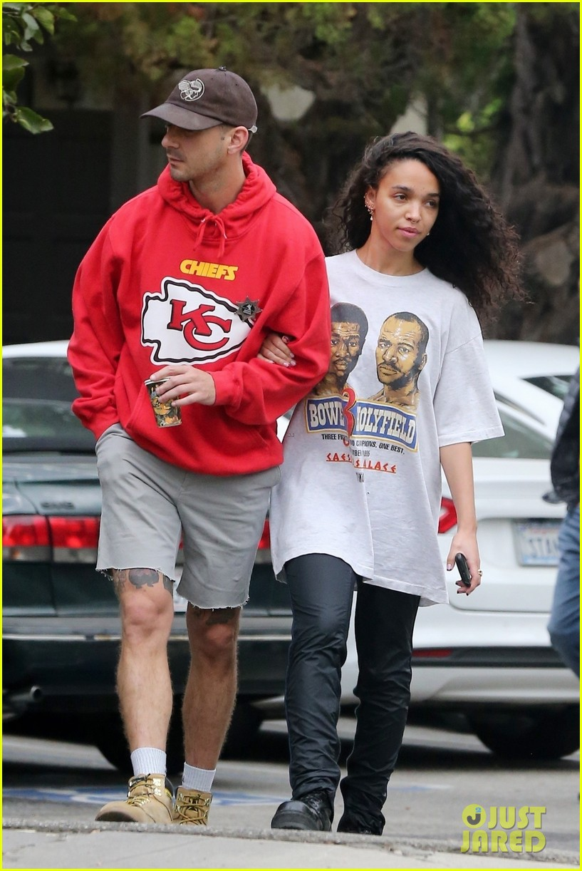 shia labeouf fka twigs low key morning 314178088
