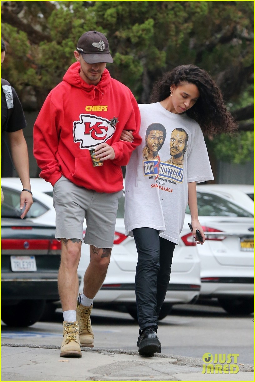 shia labeouf fka twigs low key morning 344178091