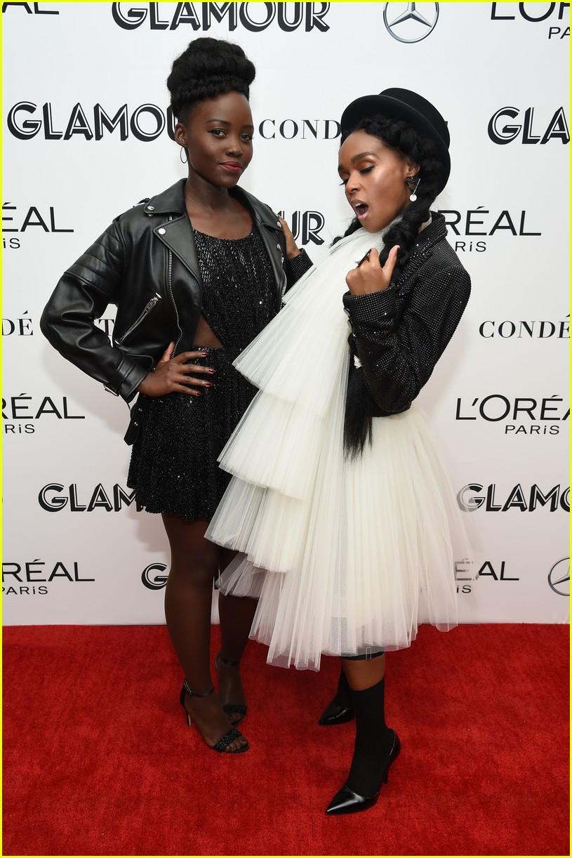 6ba0b96609c Lupita Nyong o Honors Kamala Harris at Glamour Women of the Year Awards