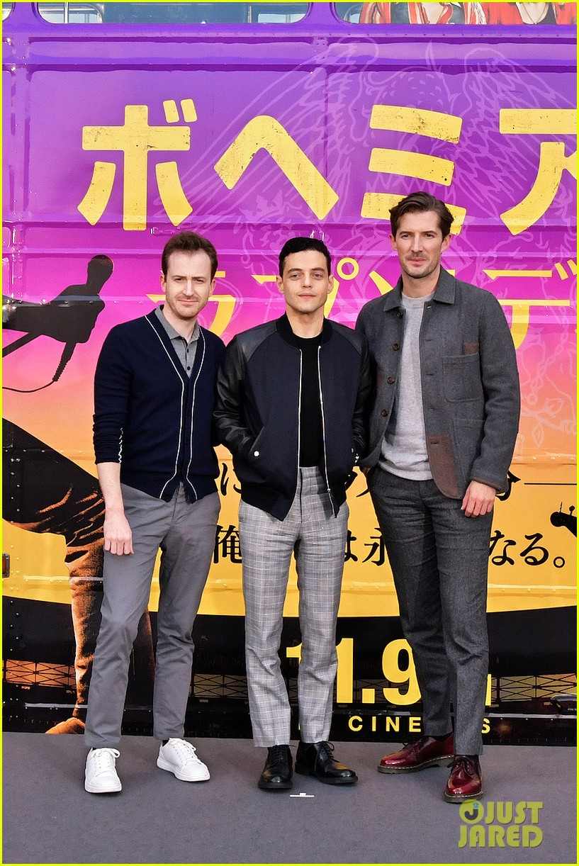 rami malek brings bohemian rhapsody to japan 044177815