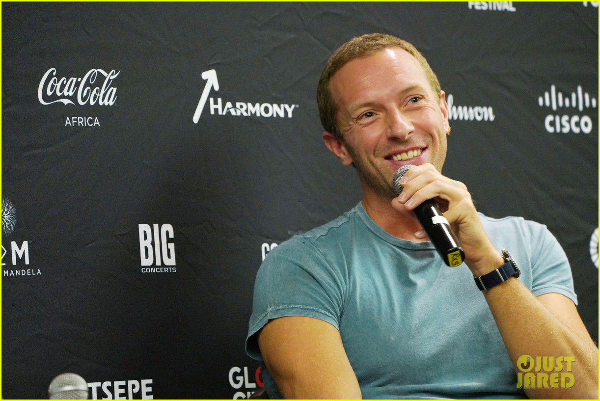 chris martin releases new coldplay ep in support of global citizen festival 024190595