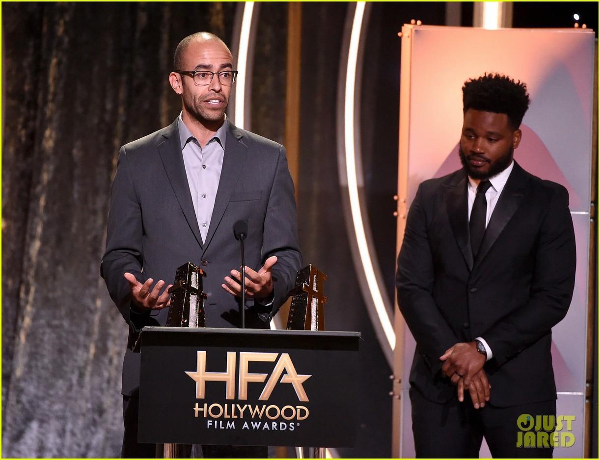 michael b jordan sterling k brown  hollywood film awards 2018 094175845